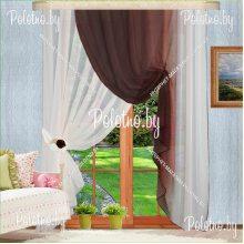 Комплект штор Габриэлла №2 — 2.5 л