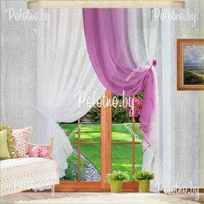 Комплект готовых штор в спальню и гостиную Габриэлла №2 — 2.5