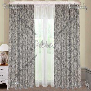 Плетение шторы для спальни