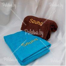 Юбка полотенце для сауны